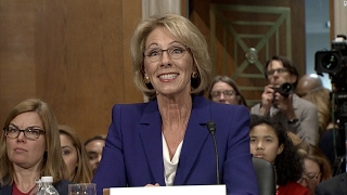 Betsy Devos Endorses Self-Directed Learning - Acton Academy 2017