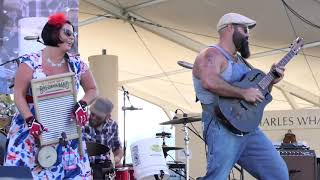 Reverend Peyton's Big Damn Band - Get The Family Together - 2/23/19 Clearwater Sea Blues Festival