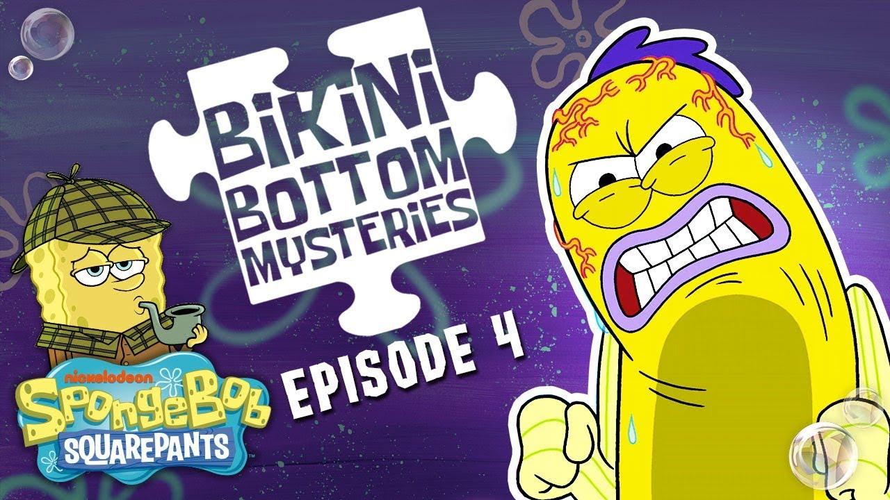 a3f37eebb05 What is Nat Peterson Hiding?! 👀 Bikini Bottom Mysteries Ep. 4 ...
