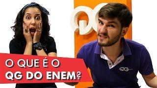 O que é o QG do ENEM?