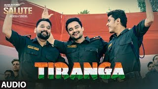 Tiranga (Full Audio Song) Nachchatar Gill, Firoz Khan| Nav Bajwa, Jaspinder Cheema, Sumitra Pednekar