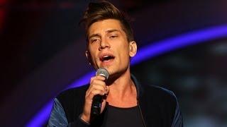 Gabriel Alares- Sista morgonen - Idol Sverige 2013 (TV4)
