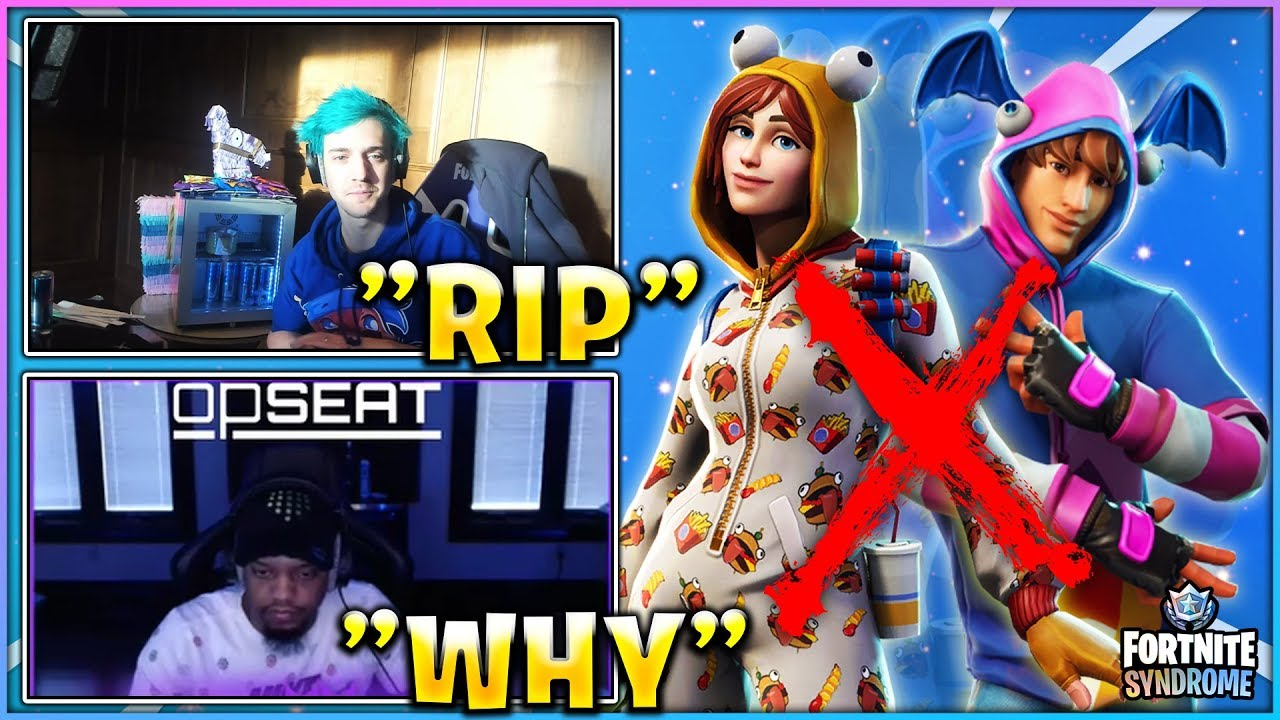 Streamers React To New Onesie Pajama Kpop Skins Removed From