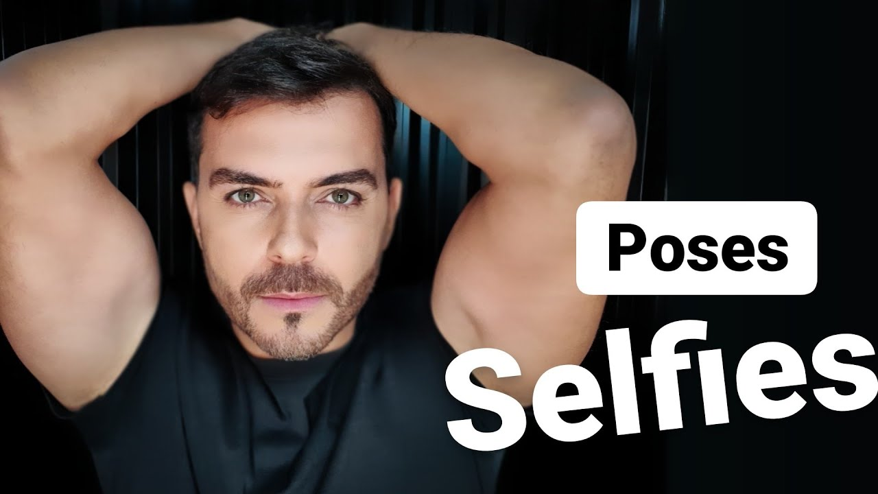 Dicas de poses para selfies