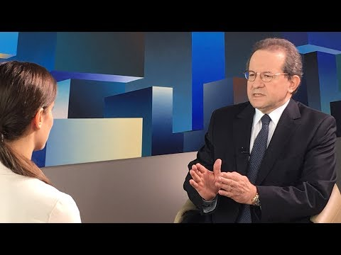 Vítor Constâncio interview on the Financial Stability Review - May 2018