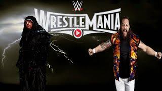 WWE 2k15 Wrestlemania Simulation The Undertaker vs Bray Wyatt