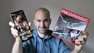 Red Magic 5S | Full Tour & Gaming Test