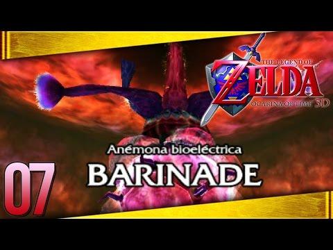 Zelda Ocarina of time 3D Parte 07 Español Barinade