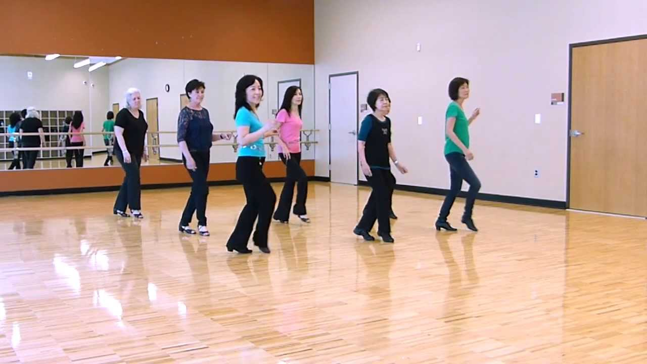 A little bit gypsy line dance pdf995