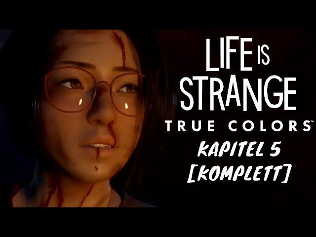 Life is Strange: True Colors 👩🏻 Ende   Kapitel 5 🗯️ [Lets Play Gameplay Deutsch German]