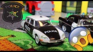 Мультики из игрушек для Мальчиков 5 Лет: Щенячий патруль, Полицейские Машинки, Свинка Пеппа!