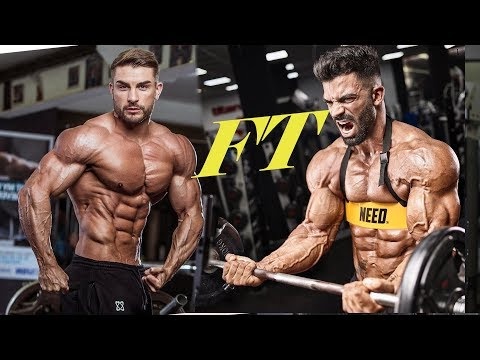 BODYBUILDER MODEL. SERGI CONSTANCE FT RYAN TERRY GYM WORKOUT IN 2019