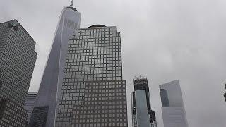UPDATE! One World Trade Center / Three World Trade Center 4/27/2017 construction progress part 1