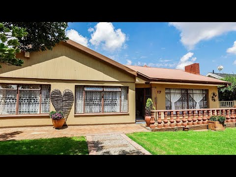 4 Bedroom House for sale in Free State | Bloemfontein | Fichardtpark | T169804