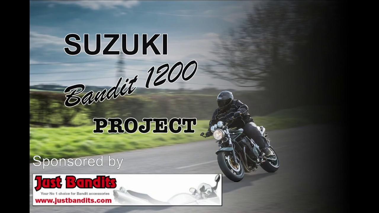 Suzuki Bandit project part 12 || Classic Motorcycle Mechanics