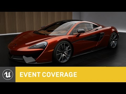 True Photorealism in Real-Time   GDC 2017   Unreal Engine
