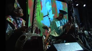 The Sun Ra Arkestra - Serenade for the Cosmos