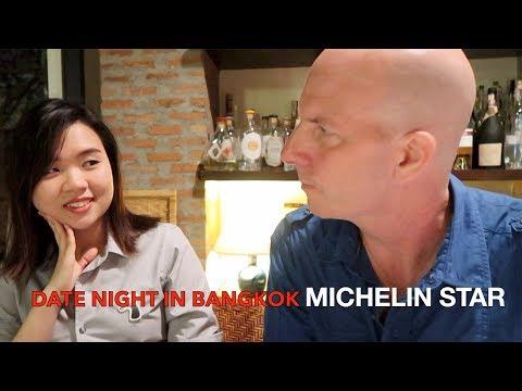 MICHELIN STAR DATE NIGHT IN BANGKOK V363