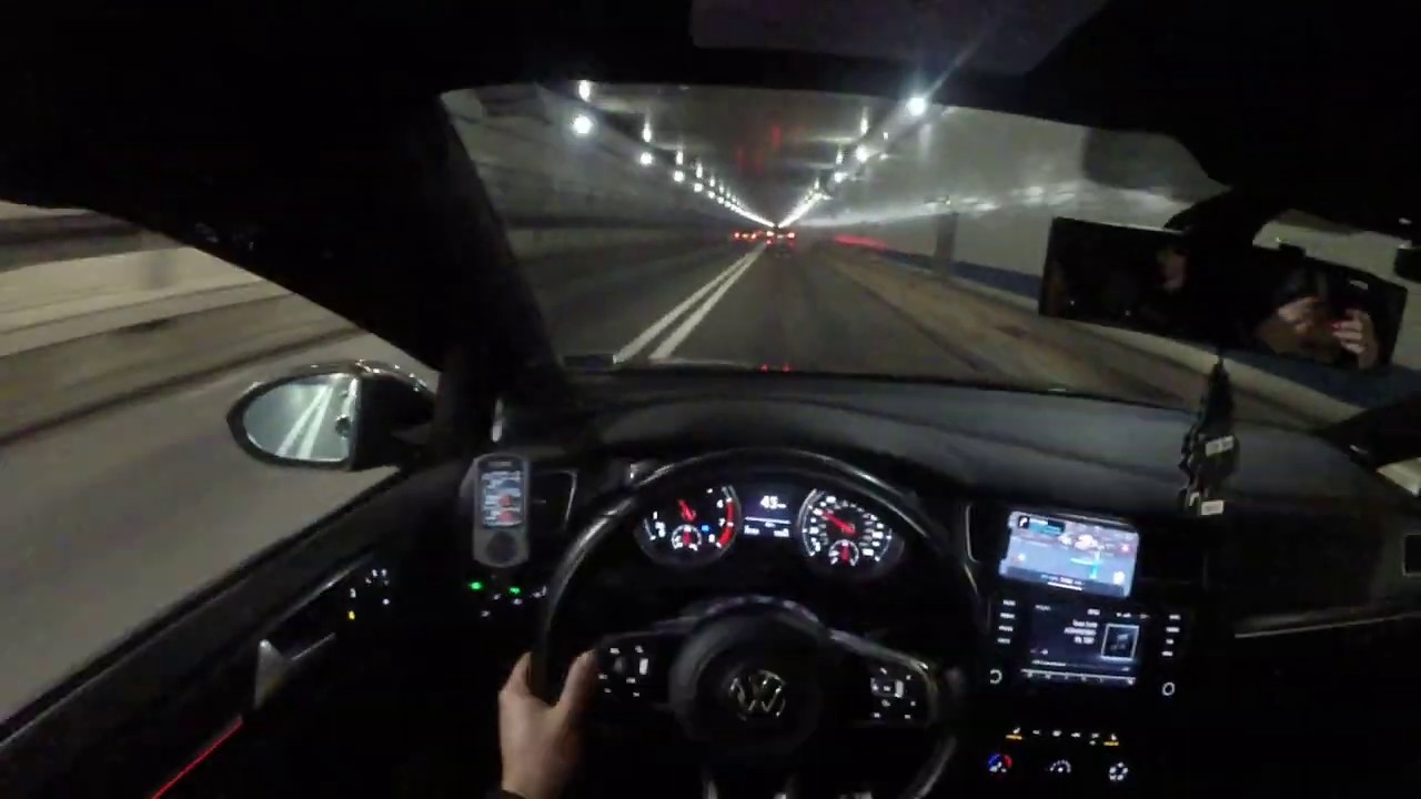 MK7 GTI STAGE 2 STRATIFIED AUTO POPS AND BANGS LINCOLN TUNNEL