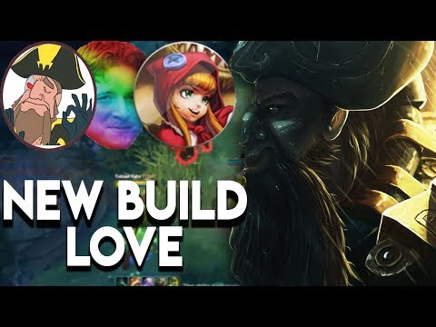 Tobias Fate - This Jared's Story is Gonna Make You COME here, NEW GP BUILD! | League of Legends