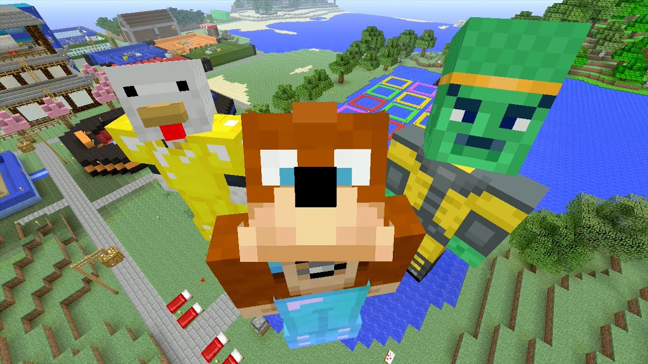 FROM NICHE GAMING FANS TO THE MINECRAFT GENERATION: STAMPY'S