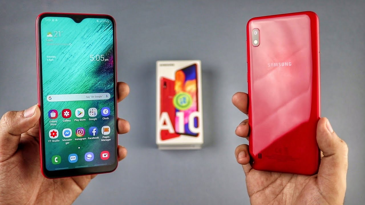 Samsung Galaxy A10 Review | سامسونج علمت علي الشركات الصينية 🔥