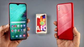 Samsung Galaxy A10 Review | سامسونج علمت علي الشركات الصينية