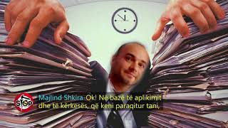 Stop - Drejtori i hipotekës Pogradec nuk firmos asnjë shkresë: pres konfirmim! 19 prill 2018