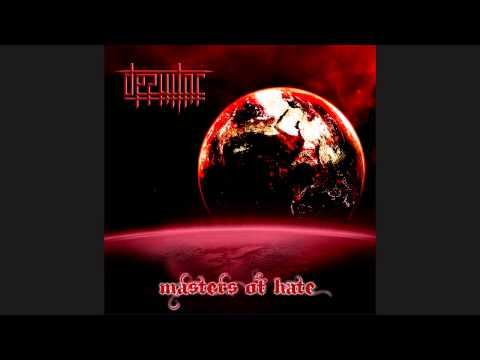 """DESULTOR (Sweden) """"Masters of Hate"""" (Abyss Records 2012) Full Album"""