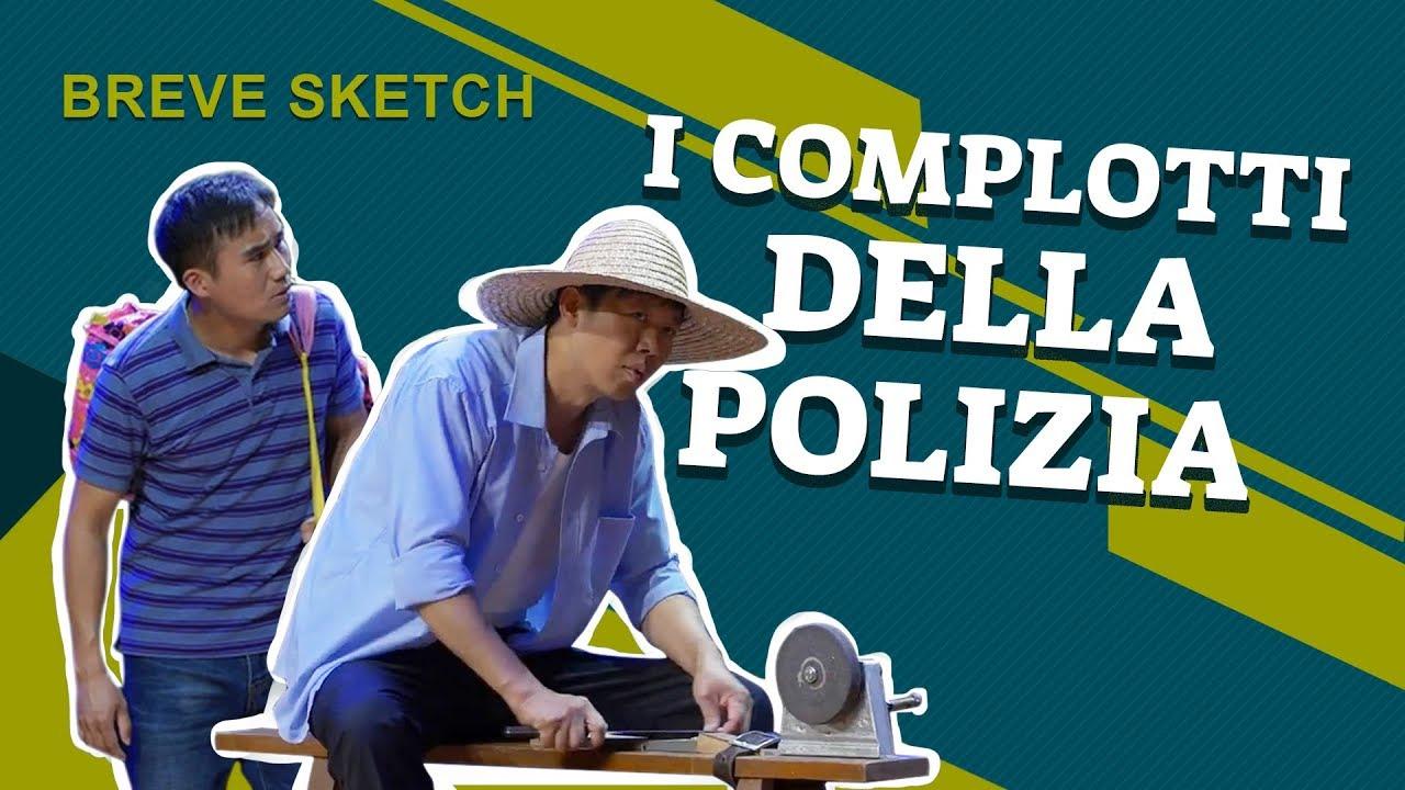 """""""I complotti della polizia"""" - L'ultimo spettacolo cristiano 2018"""