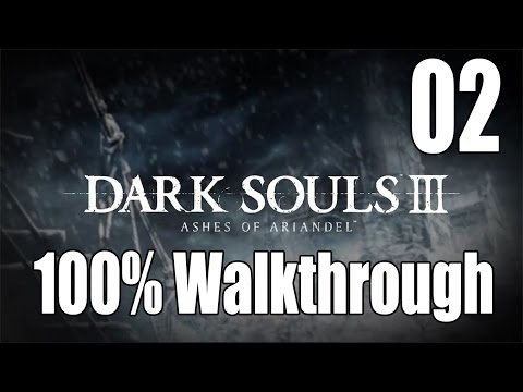 Dark Souls 3: Ashes of Ariandel - Walkthrough Part 2: Champion's Gravetender & Gravetender Greatwolf