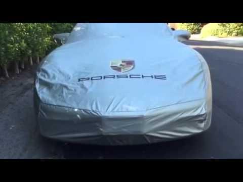 Porsche 996 Car Cover Quick Review Youtube