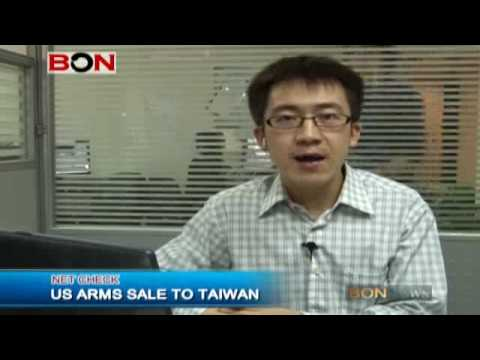 US Arms Sale To Taiwan