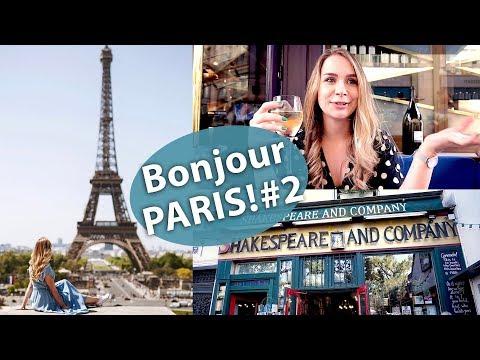 Paris Travel Vlog! Speaking French at Galeries Lafayette #ad