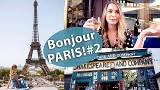 Paris Travel Vlog! Speaking French at Galeries Lafayette #ad