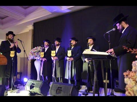 מקהלת מלכות, ברוך ויזל ויענקי רובין - הללו את ה' כל גויים | Baruch Vizel & Malchus Choir - Halelu