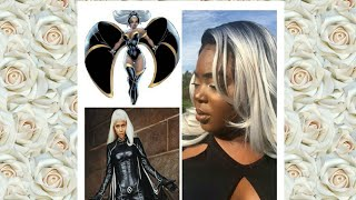 Storm from X-Men | Costume on a budget, last minute Halloween look