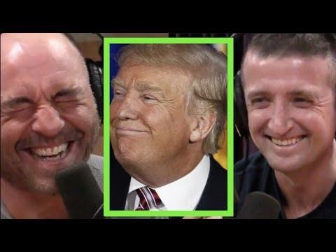 Joe On Trump's Constant Trolli is listed (or ranked) 2 on the list The Best Joe Rogan Clips Where Joe Talks About Donald Trump