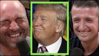 Joe Rogan & Michael Malice on Trump's Trolling
