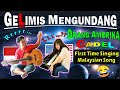 GeLimis Mengundang 🤔 Alip Ba Ta, Jess Mancuso ❤️ American Cadel First-Time Singing a Malaysian Song