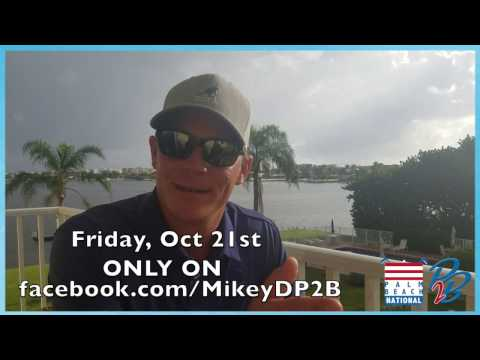Mikey D will be interviewing Larry Lawton 10/21! Only on the MikeyDP2B Facebook Page
