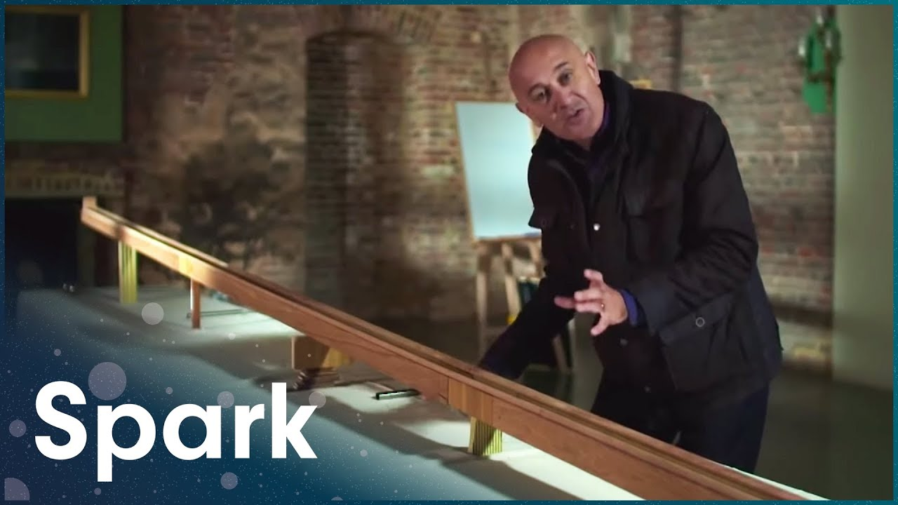 Galileo's Measure Of Gravity Explained By Jim Al-Khalili | The Amazing World Of Gravity | Spark