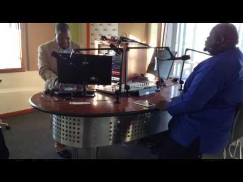 Studio Interview With Pastor Sipho Ngwenya