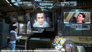 В Новой Погоне За Светлым Будущим! // Half Life 2 Episode Two // Египтолог на ПК