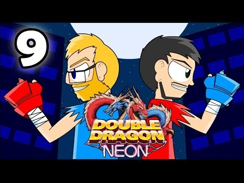 Double Dragon Neon Final Boss: Best Ending Ever?