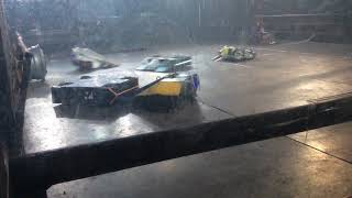 Extreme Robots Chelthenham 2018 Losers Melee: TR3 Vs SMIDSY Vs Griffalo Vs Fanrir Vs ST Ripper Vs