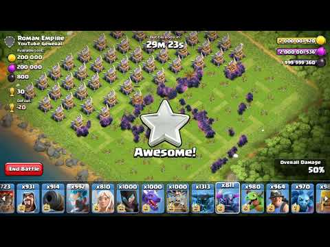 Wow 😨😨😨😨😨😨 Amazing survive challenge between All The Max 500Troops  Vs 100 eagle artillery