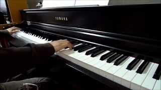 Mayday五月天【入陣曲 (電視劇《蘭陵王》主題曲)】鋼琴版  piano by CHM