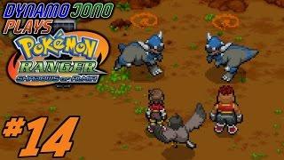 Pokémon Ranger: Shadows of Almia   Part 14 - Saving Some Rampardos