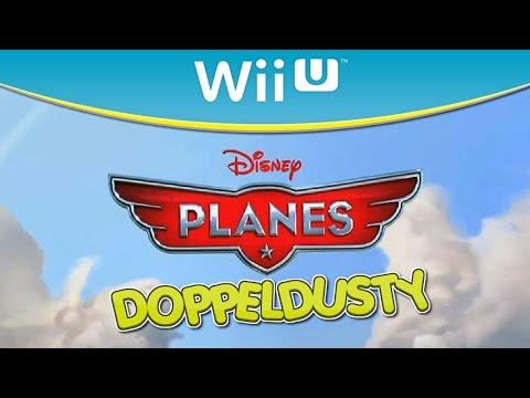 Disney Planes - Doppeldusty [Wii U]  
